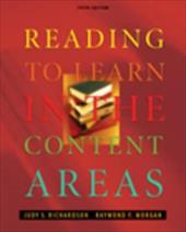 Reading to Learn in the Content Areas 1828081