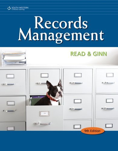 Records Management 9780538731416