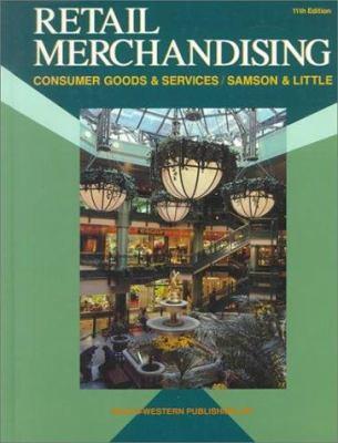 Retail Merchandising-Consumer Goods & Sv 9780538613262