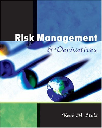 Risk Management and Derivatives 9780538861014