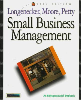 Small Business Management 9780538850773
