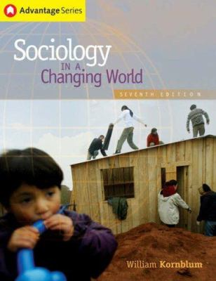 Sociology in a Changing World [With CDROM and Infotrac] 9780534636791