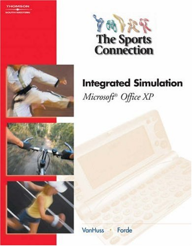 Sports Connection, Integrated Simulation 9780538727662