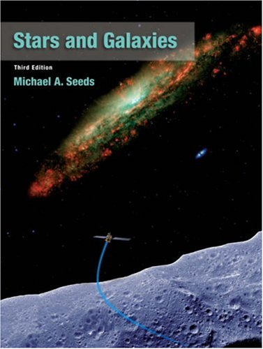 Stars and Galaxies [With CDROM and Infotrac] 9780534394479