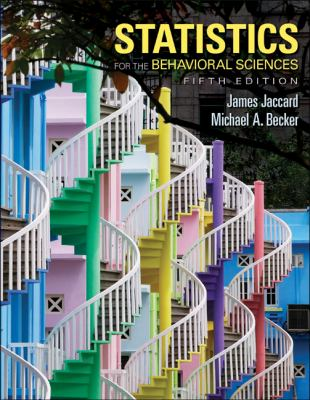 Statistics for the Behavioral Sciences [With CDROM] - 5th Edition