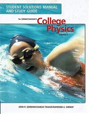 Student Solutions Manual With Study Guide Volume 1 For
