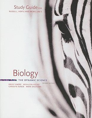 Study Guide for Russell, Hertz and McMillan's Biology: The Dynamic Science - 2nd Edition