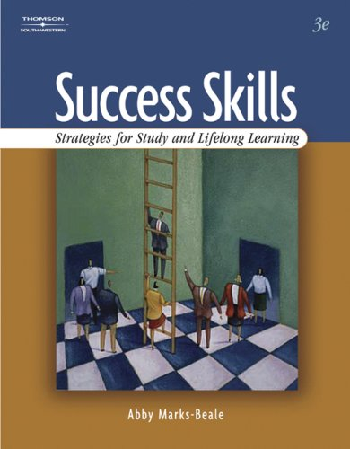 Success Skills: Strategies for Study and Lifelong Learning 9780538729635