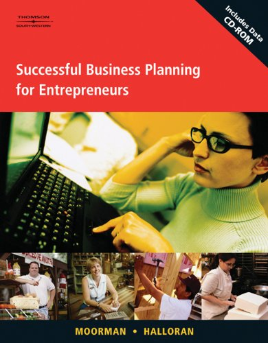Successful Business Planning for Entrepreneurs [With CDROM] 9780538439213
