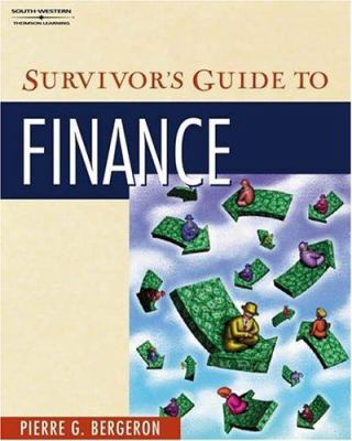 Survivor's Guide to Finance [With CDROM] 9780538725170