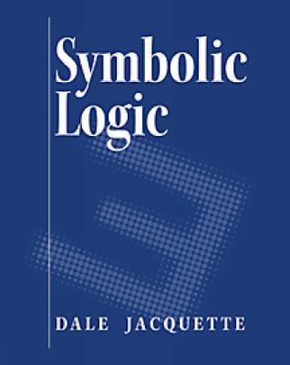 Symbolic Logic 9780534537302