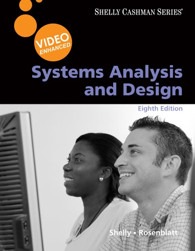 Systems Analysis and Design, Video Enhanced [With CDROM] 9780538474436