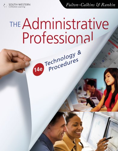 The Administrative Professional 9780538731041