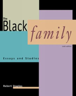 The Black Family: Essays and Studies 9780534552961