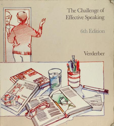 The Challenge of Effective Speaking - 6th Edition