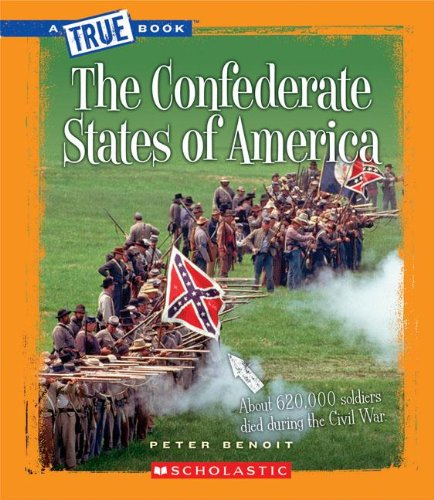 The Confederate States of America 9780531263105