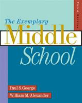 The Exemplary Middle School 9780534539481