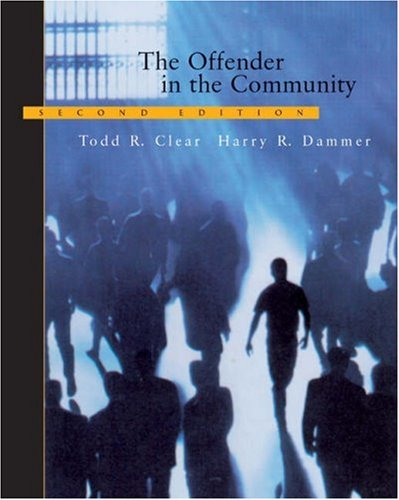 The Offender in the Community 9780534595265