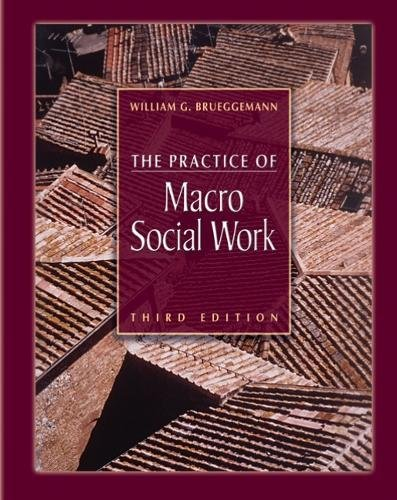 The Practice of Macro Social Work 9780534575854