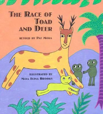 The Race of Toad and Deer 9780531087770