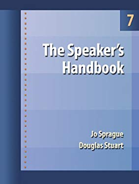 The Speaker's Handbook (with CD-ROM and Infotrac) [With CDROM and Infotrac] 9780534638801
