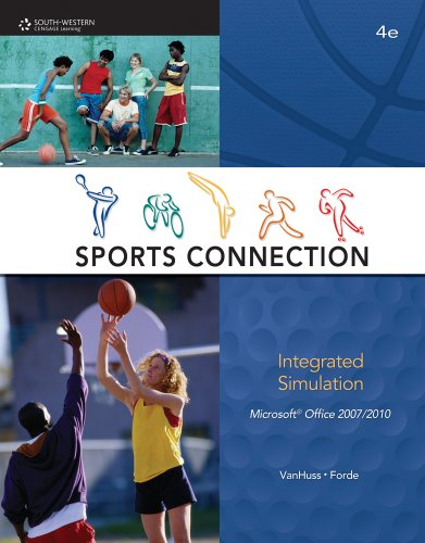 The Sports Connection: Integrated Simulation 9780538451451