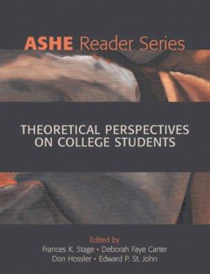 Theoretical Perspectives on College Students 9780536729606