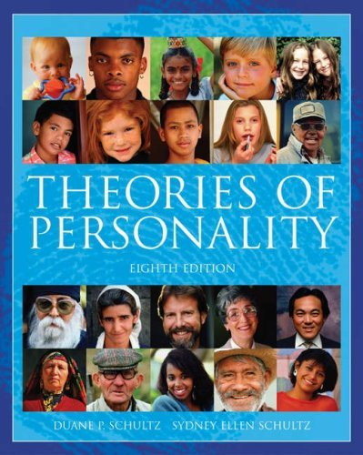 Theories of Personality [With Infotrac] 9780534624026