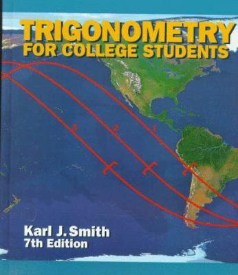 Trigonometry for College Students 9780534348076