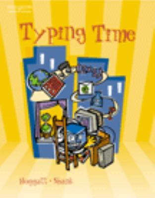 Typing Time Text 9780538699921