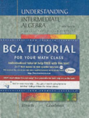 Understanding Intermediate Algebra: A Course for College Students [With CDROM and Infotrac] 9780534432232