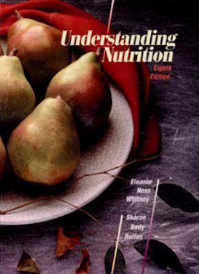 Understanding Nutrition 9780534546120