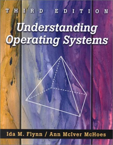 Understanding Operating Systems, Third Edition 9780534376666
