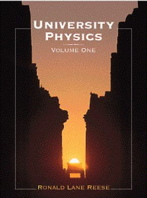 University Physics, Volume 1 (with Infotrac) [With Infotrac] 9780534356583