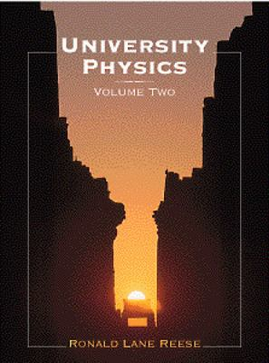 University Physics, Volume 2 (with Infotrac) [With Infotrac] 9780534356590