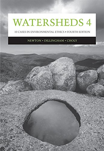 Watersheds 4: Ten Cases in Environmental Ethics 9780534521264