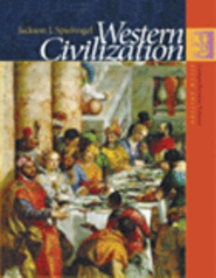 Western Civilization, Comprehensive Volume [With Infotrac] 9780534600068