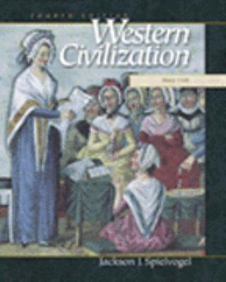 Western Civilization Since 1300 9780534568412