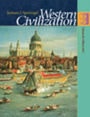 Western Civilization: Volume B: 1300-1815 (Chapters 11-19, with Infotrac) 9780534529505