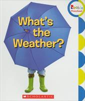 What's the Weather? 1816336