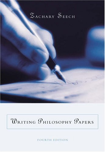 Writing Philosophy Papers 9780534585273