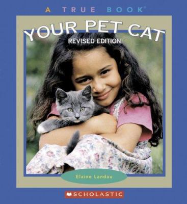 Your Pet Cat 9780531154649
