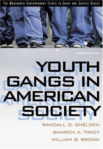 Youth Gangs in American Society 9780534615697