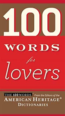 100 Words for Lovers 9780547212579