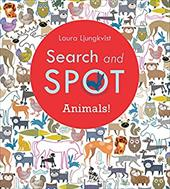 Search and Spot: Animals! (A Search and Spot Book) 22861083
