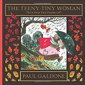 The Teeny-Tiny Woman (Folk Tale Classics) 23248520