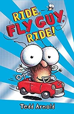 Ride, Fly Guy, Ride! 9780545222761