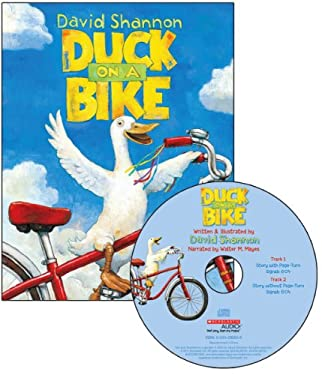 Duck on a Bike - Audio 9780545225960