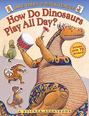 How Do Dinosaurs Play All Day? 9780545236539