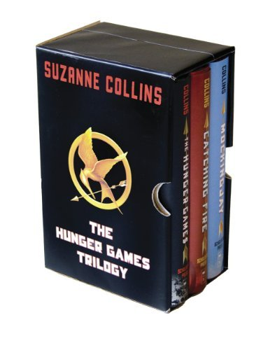 The Hunger Games Trilogy 9780545265355